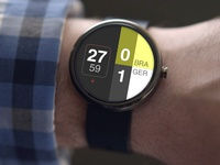World Cup Smartwatch Application (Concept)