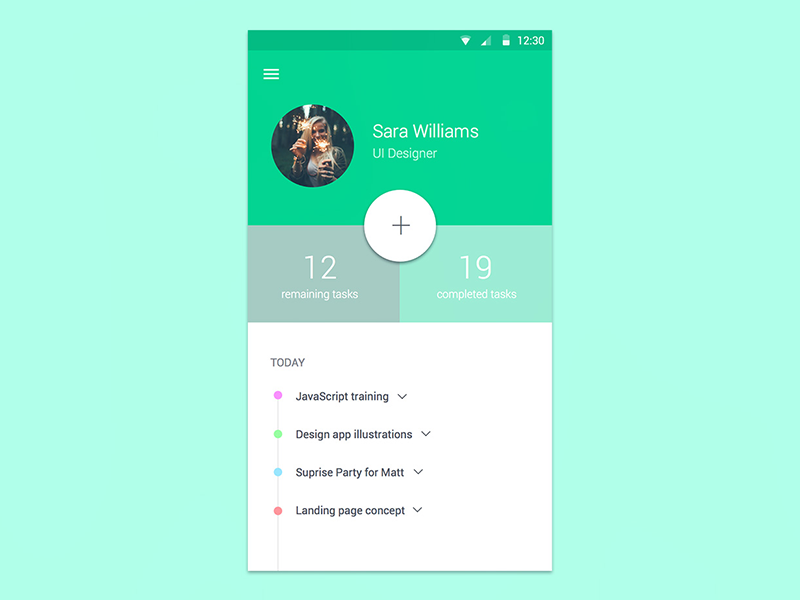 Android Material UI Kit #1 (.sketch) material android user interface user experience ui ux resource file freebie free sketchapp sketch