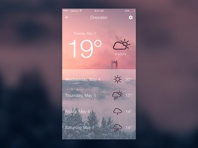 Beautiful Calendar UI (iOS) user interface user experience iphone ios app animation ui ux sketchapp sketch freebie free