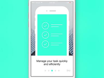Onboarding UI user interface user experience iphone ios app animation ui ux sketchapp sketch freebie free