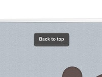 Back to top - 3D Button