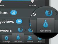 Analyzee iPhone UX / UI #2