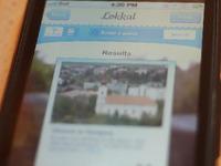 Lokkal iPhone UI 1.2