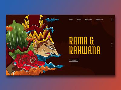 Rama & Rahwana