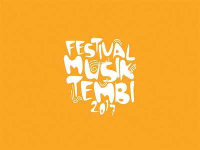 Festival Musik Tembi 2017 logo