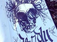 Skulls&Flowers II
