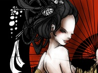 Geisha - Work in Progress