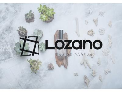 Perfume brand logo presentation logo branding brand illustraor logo guide perfume