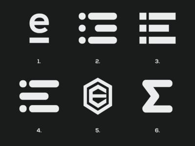"Letter ""E"" exploration"