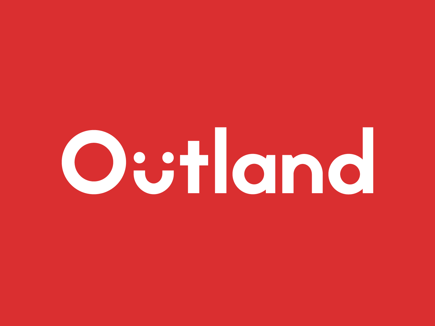Outland Red typography design logo inspiration brand designer visual designer branding design logo graphics designer branding designer visual identity designer logomark branding brand identity identity designer logotype logos logo designer logo design brand identity designer