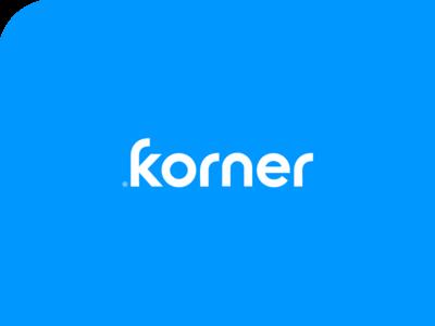 Korner Logo / Wordmark