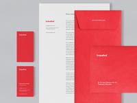 Bravehut Identity / Branding / Corporate Id