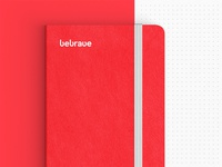 BeBrave Notebook / Bravehut Agency