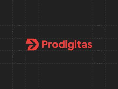 Prodigitas Logotype / Symbol / D