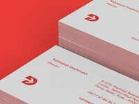 Prodigitas Business Cards / Branding / Identity