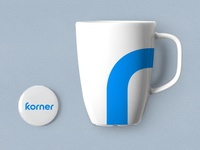 Korner Cup / Mug & Pin Button