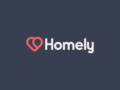 Homely.com.au Second Logotype Concept