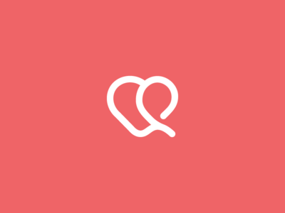Homely Symbol / Icon / Heart / Human / Pin / Location