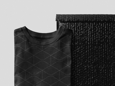 Pixweld Long Sleeve T-Shirts / Pattern