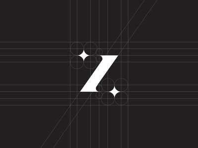 Zilinskas Logotype Mark / Symbol / Z / Star