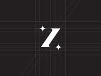 Zilinskas Logotype Mark / Symbol / Z / Star