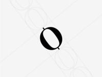 """Sonata Jewellry """"O"""" Lettermark / Symbol"""