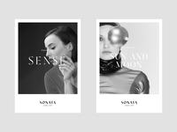 Sonata Jewellery Booklet Structure / Design
