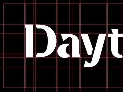 Dayton Logotype Wordmark Guidelines