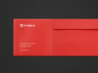 Prodigitas Envelope Print Identity