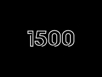 Thank You 1500 Times! 5 Dribbble Invites Giveaway