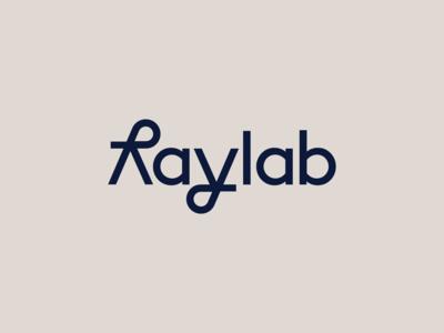 Raylab Logotype Wordmark