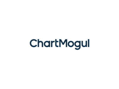 ChartMogul Standalone Wordmark / Logotype