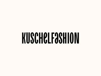Kuschelfashion Logotype Wordmark / WIP