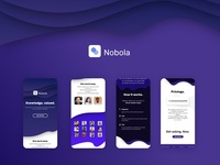 NOBOLA - Mobile site ideation