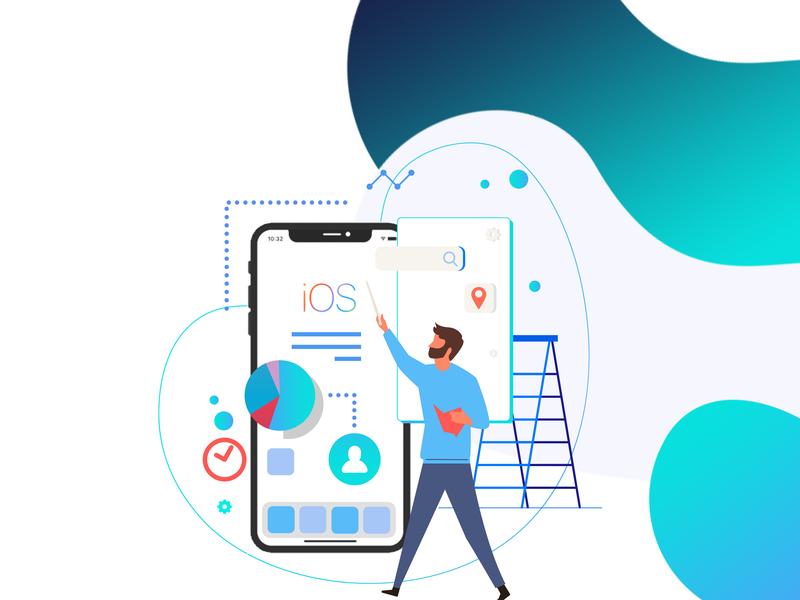 Illustration iOS Dev