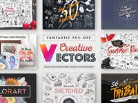 Creative Vectors Bundle