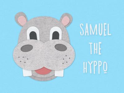 Samuel The Hyppo 🙋♀️