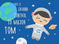 👨🚀 Major Tom