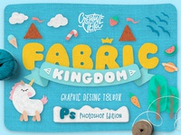 🏰 Fabric Kingdom