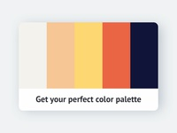 Get your perfect color palette