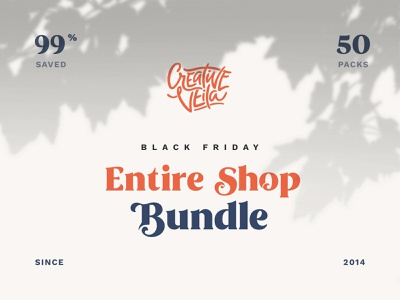 🎁 An Entire Shop is on Sale Now! veila vector textures seamless procreate photoshop paper styles layer illustrator illustration fabric effects creative brushes brush friday black background action