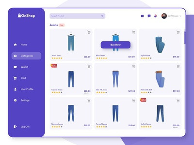 OnShop-Product Page Design trending dashboard application web websight clean clean app landing landingpage uidesign uiuxdesign shopify products wordpress woocomerce ecommerce dribbble best shot 2020 design 2020 2020 trend