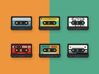 What was your first cassette?