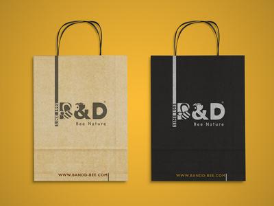 B&D Natural Honey l Paper Bag