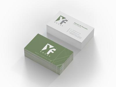YF   GROUP - Business Card