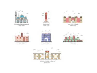 Homs Landmarks