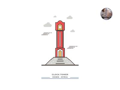 Homs Clock Tower