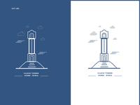 Outline | Homs Clock Tower