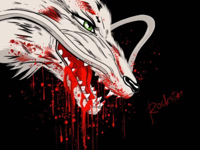 HAKU ❤️ illustration design procreate