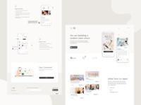 West Tenth - Marketing Website